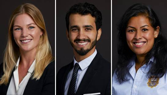 Sofigate adds three trainees to graduate programme in Denmark