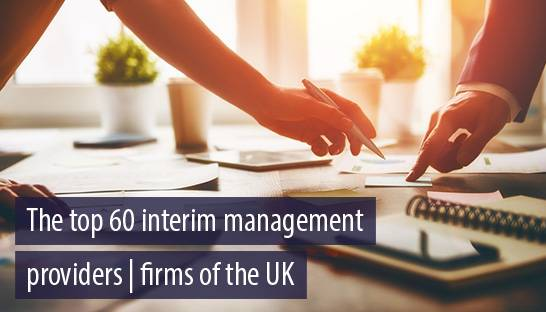 The top 60 interim management providers | firms of the UK