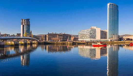 PA Consulting Group opens digital centre in Belfast, Northern Ireland