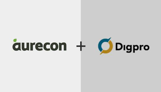 Aurecon South Africa signs distribution and implementation partnership with Digpro