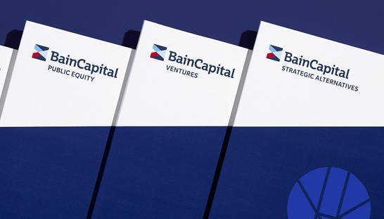 Oliver Wyman's Lippincott helps Bain Capital redesign its brand