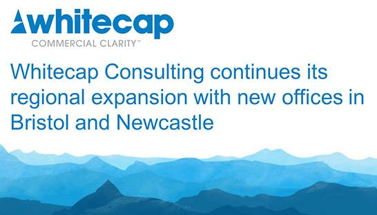 Whitecap Consulting to open Bristol and Newcastle offices