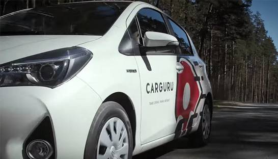 EY advises Latvian car sharing start-up Carguru on first investment round