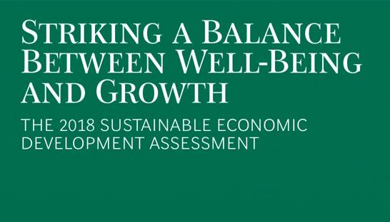 Focus on citizen wellbeing improves outcomes for economy and society
