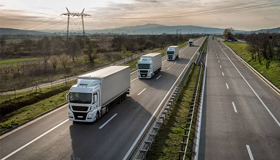 Electric trucks key for full decarbonisation of freight emissions