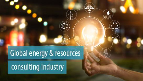Global energy & resources consulting industry grows to $15.5 billion
