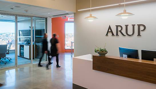 Arup grows UK revenues by nearly 4% to £1.6 billion