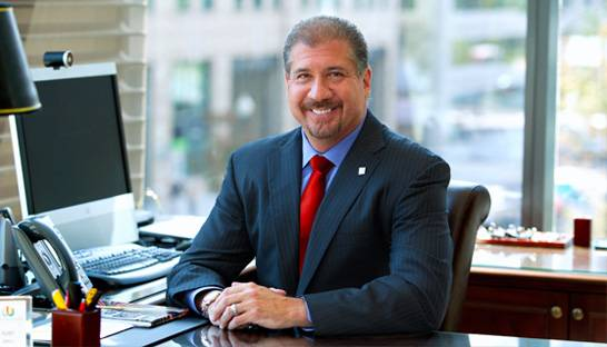 Global EY Chairman Mark Weinberger to retire in 2019