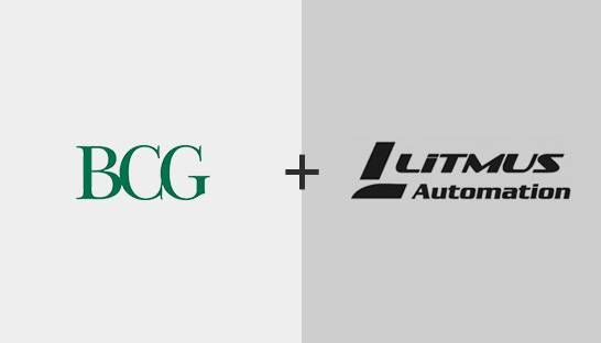 BCG partners with IIoT platform provider Litmus Automation