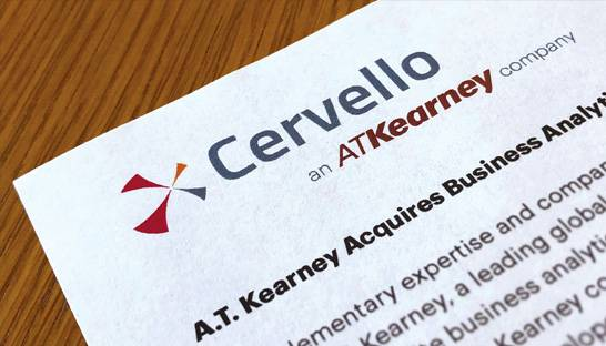 In a rare move, A.T. Kearney buys a data analytics consultancy