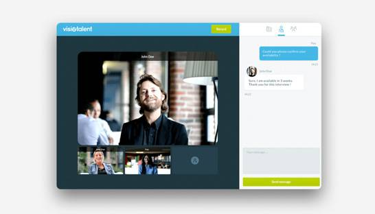 Deloitte France uses video interviewing to optimise recruitment