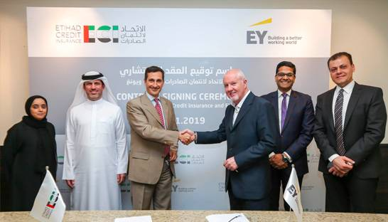 Etihad Credit Insurance contracts EY for strategy advisory in the UAE