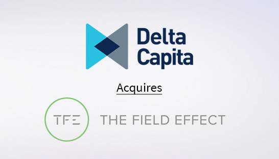 Delta Capita buys securities finance consultancy The Field Effect