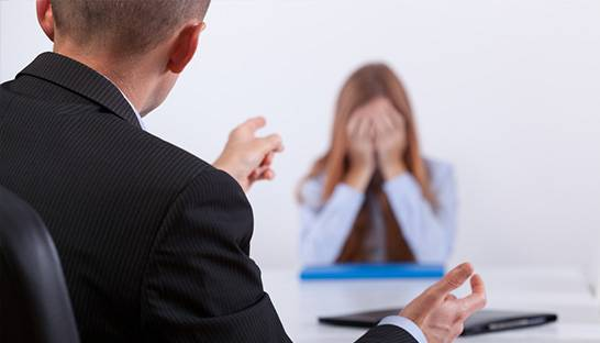 IT professional services firm condemned for 'bullying' during interview