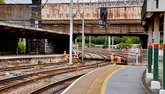 Consultancies land £5 billion deals for new Network Rail framework