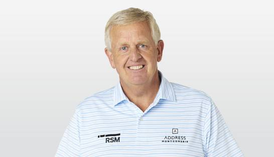 RSM welcomes golfing legend as new brand ambassador