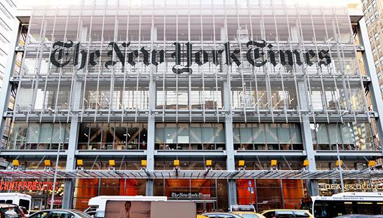 The New York Times nominates former Booz & Company consultant to board of directors