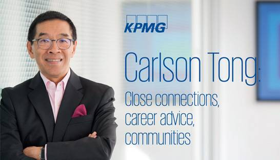 Former KPMG Asia Pacific chair Carlson Tong joins Standard Chartered