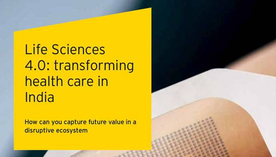 Life Sciences 4.0: Digital opportunities in the Indian healthcare sector