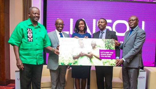 Liaison launches its umbrella fund for retirement planning services in Uganda