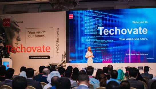 ACCA hosts conference on technology in the Middle East finance sector