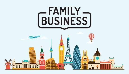 Europe globe's top breeding ground for large family businesses