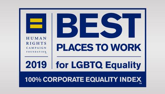 Numerous consulting firms receive top marks for corporate equality