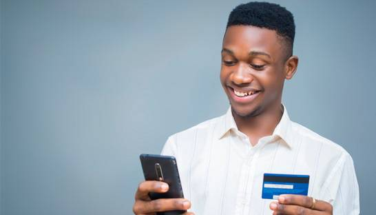 Smartphones are the device of choice for ecommerce in South Africa