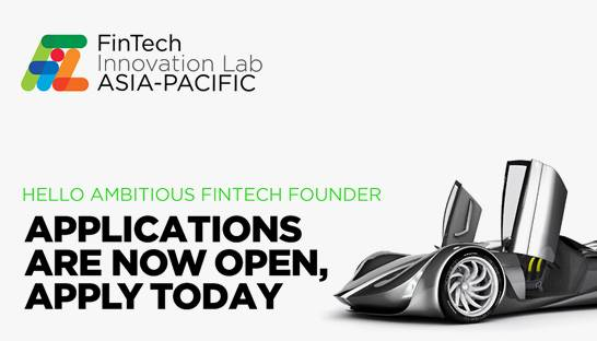 Accenture Fintech Innovation Lab applications open for Asia Pacific