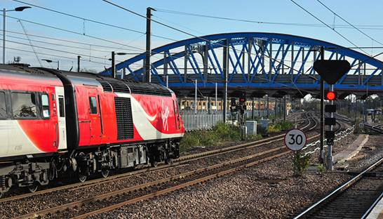 How data insights helped Network Rail improve the South-East route
