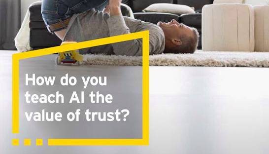EY launches advanced tool to assess trustworthiness of AI technology