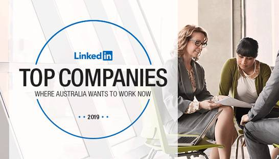 Big Four firms make it to the list of Australia's top 25 employers
