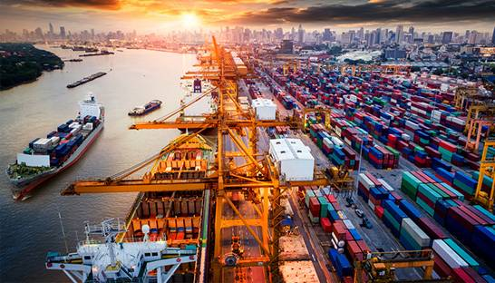 Global trade shifts as developing market dynamics take hold