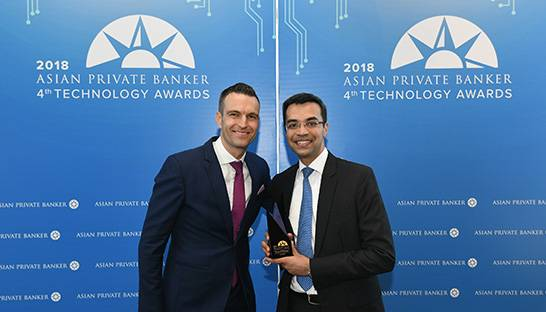 Synpulse and PwC fintech leader take honours at Asian Private Banker awards