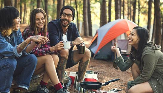 Millennials, more diverse campers driving growing popularity of camping