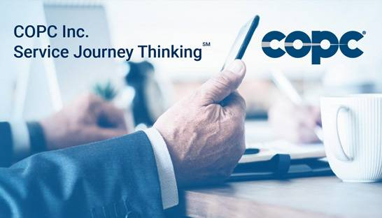 COPC unveils new customer service journey consulting offering