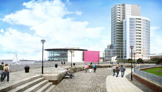 Quantuma oversees deal to rescue Liverpool Docks project