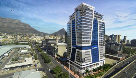 KPMG opens new office on the Foreshore of Cape Town's central business district