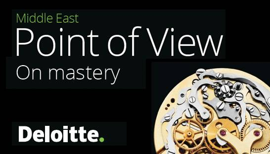 Deloitte releases latest edition of Middle East thought leadership magazine