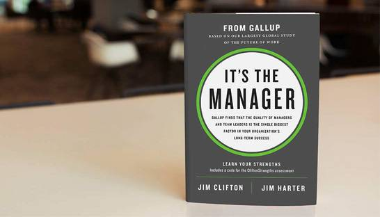Great managers hold the key for successful companies