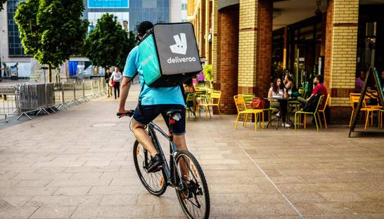 Deliveroo to boost Australian labour market by 31,000 jobs