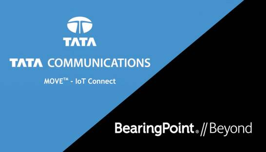 Tata Communications selects BearingPoint solution for IoT offering