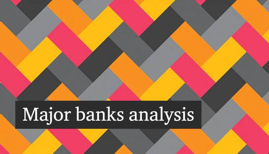 Analysis of how major banks in South Africa have performed last year