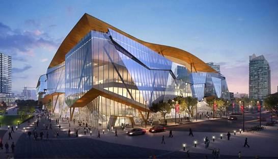 Stantec selected as part of project team on BMO Centre expansion in Calgary
