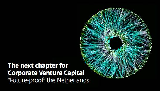 Dutch corporate venturing and start-ups scene needs to accelerate