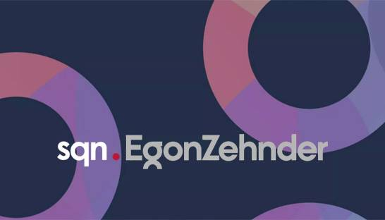 Egon Zehnder partners with culture change software firm Sinequanon