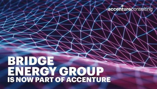Accenture acquires Bridge Energy Group