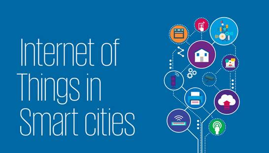 Smart cities are ideal breeding grounds for IoT growth in India and globally