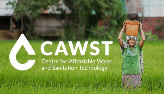 Not-for-profit consultancy CAWST receives major donation