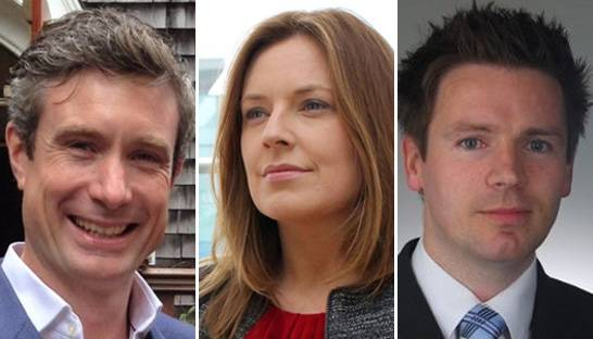 Deloitte Ireland promotes three Partners in Consulting division